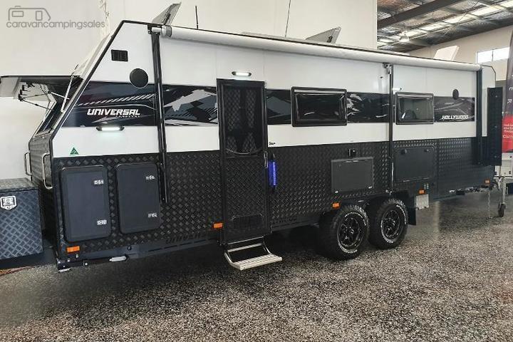 Universal Caravans for Sale in Australia - caravancampingsales com au