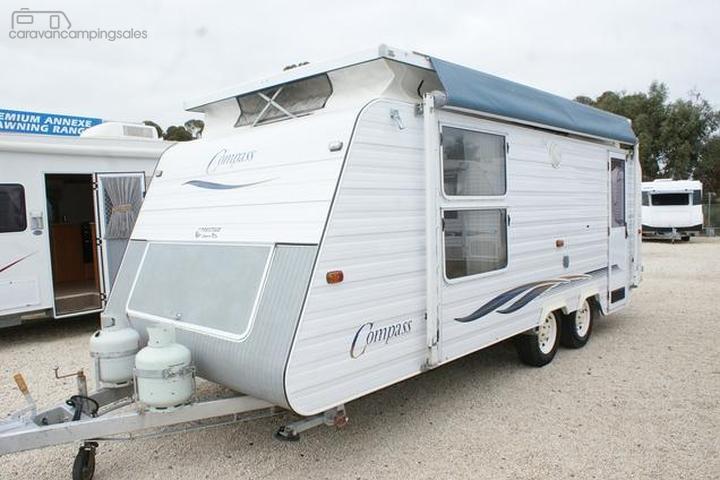 Compass Caravans for Sale in Australia - caravancampingsales com au