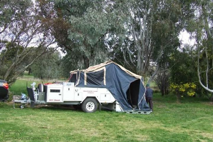 Used Camper Trailers For Sale >> Caravans Camping Trailers For Sale In Australia