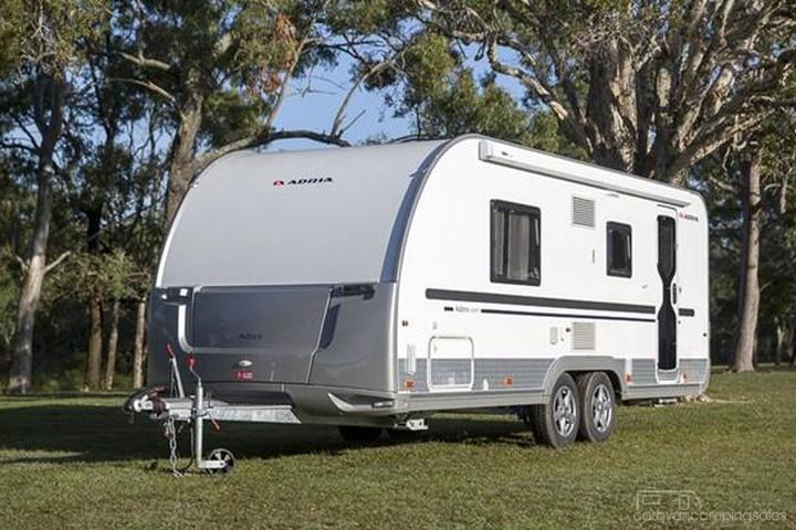Adria Adora 612 PT Slider Sport Caravans Caravans for Sale