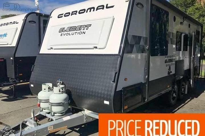 Coromal Caravans for Sale in Australia - caravancampingsales