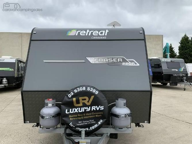 Retreat Caravans for Sale in Australia - caravancampingsales