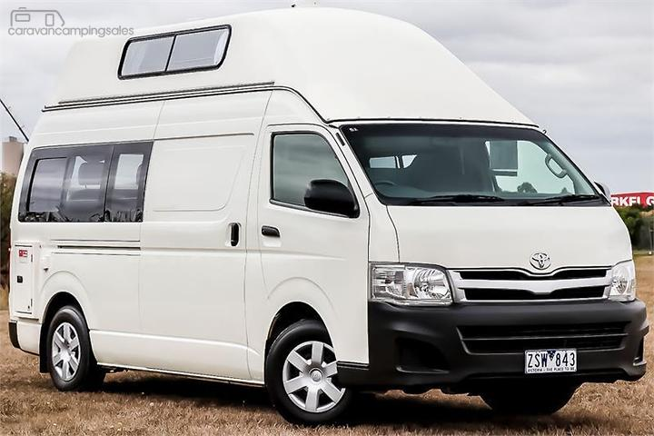 Toyota Equipment & Parts Motorhomes & Campers for Sale in Australia