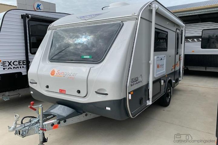 New Jurgens Caravans for Sale in Australia