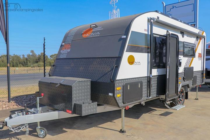 Nova Terra Sportz Caravans for Sale in Australia