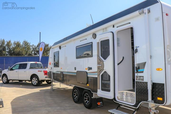 Nova PRIDE PLATINUM Caravans Caravans for Sale in Australia
