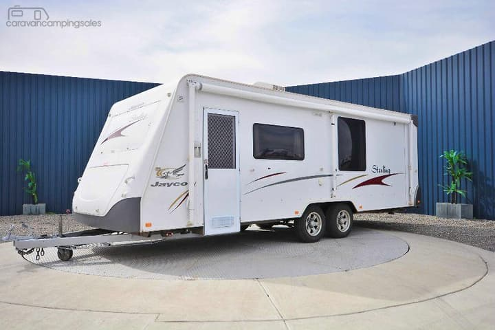 Jayco Sterling Slide Out Caravans for Sale in South