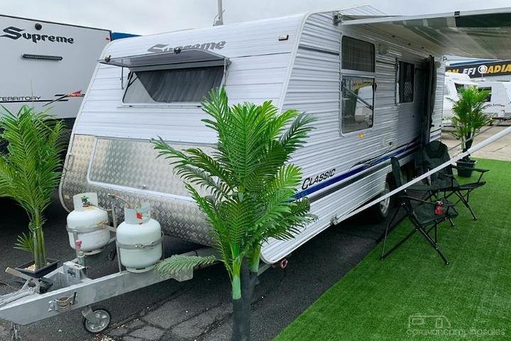 Supreme Caravans for Sale in Australia - caravancampingsales