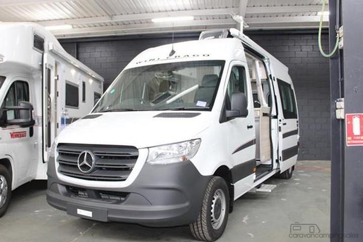Winnebago Caravans for Sale in Australia - caravancampingsales com au