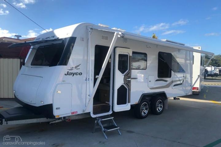 Jayco Caravans for Sale in Australia - caravancampingsales com au