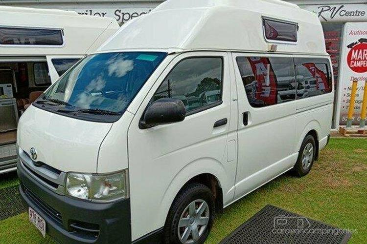 Caravans Motorhomes Campers For Sale In Australia