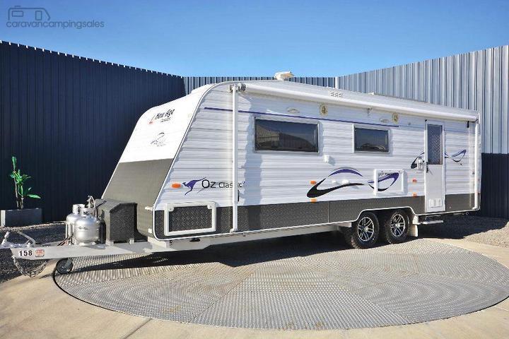 New Age Oz Classic Caravans for Sale in Australia