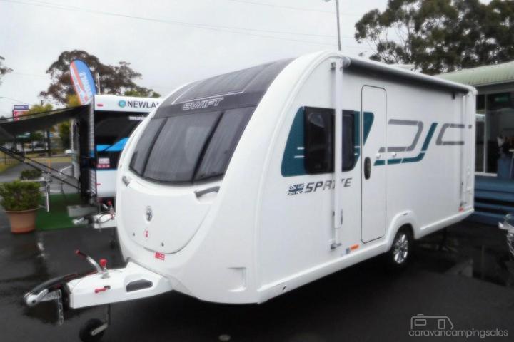 New Swift Caravans for Sale in Australia