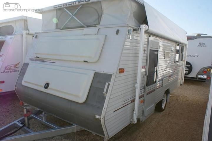 Caravans Pop Tops Caravans for Sale in Australia