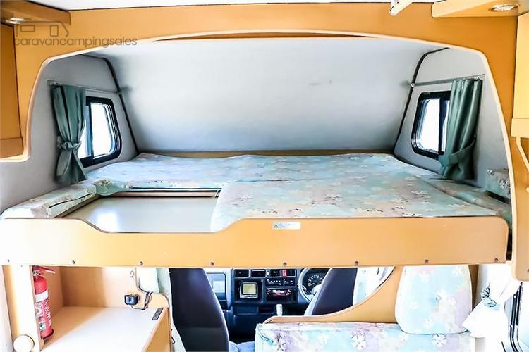 Toyota Caravans Campervan Motorhomes & Campers for Sale in Australia