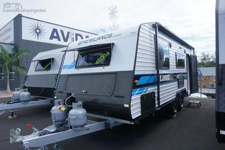 Welp Newlands Luxe Caravans for Sale in Australia - caravancampingsales KR-65