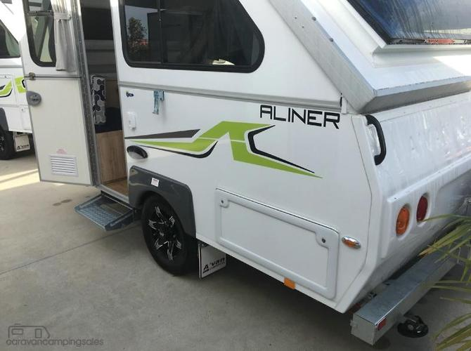 Avan Aliner 3C Caravans for Sale in Australia - caravancampingsales