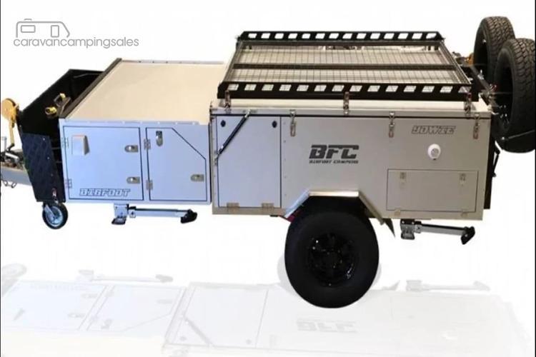 BIGFOOT CAMPERS CamperTrailers for Sale in Australia