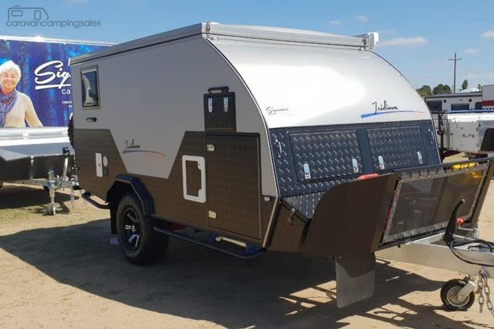 Signature Camper Trailers Caravans Slide Out Kitchen Kitchen