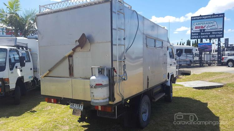 1993 oka xt series 4x4 4wd motorhomes campers in south australia rh caravancampingsales com au 4wd motorhomes for sale uk 4wd motorhomes for sale qld