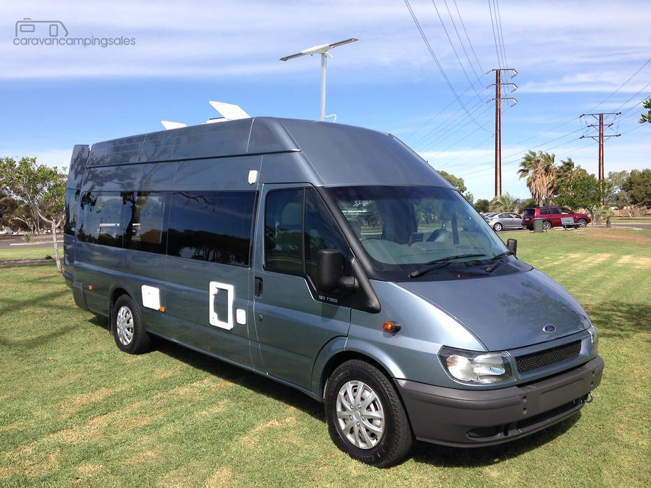 Ford Transit Rv >> 2006 Ford Transit Motorhome Campervan RV Motorhomes & Campers in South Australia - www ...
