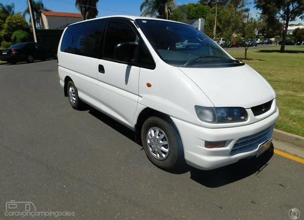 e1a5528866 Mitsubishi Express Caravans for Sale in Australia ...