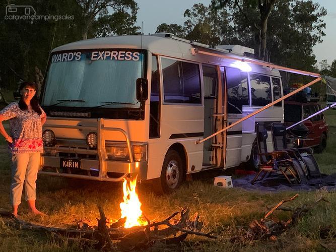 Nissan Caravans for Sale in Australia - caravancampingsales