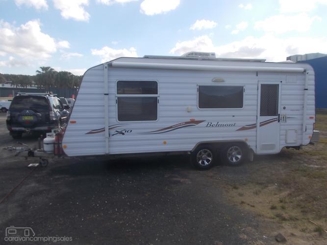 Concept Caravans for Sale in Australia - caravancampingsales