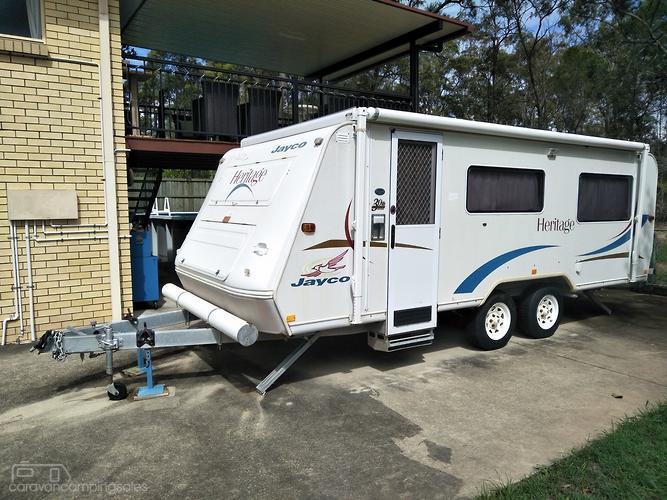 Jayco HERITAGE Caravans for Sale in Australia ... on