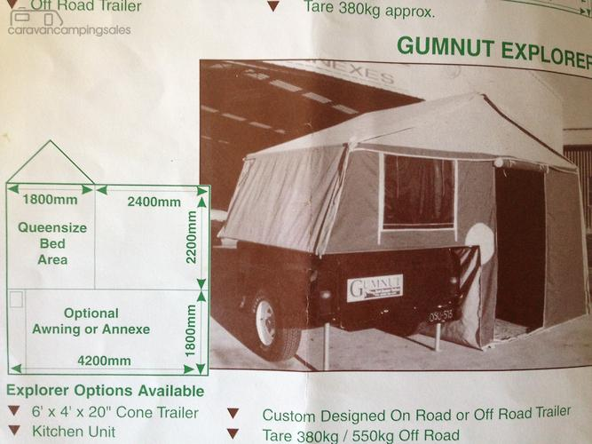 Custom Caravans Camping Trailers for Sale in Australia