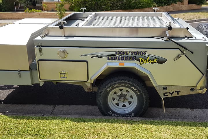 Cape York Trailers Caravans for Sale in Australia
