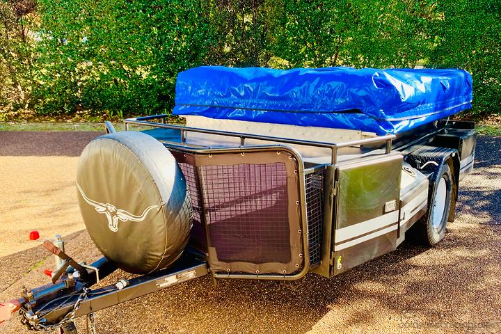 Caravans Tent Trailer Camping Trailers for Sale in Australia