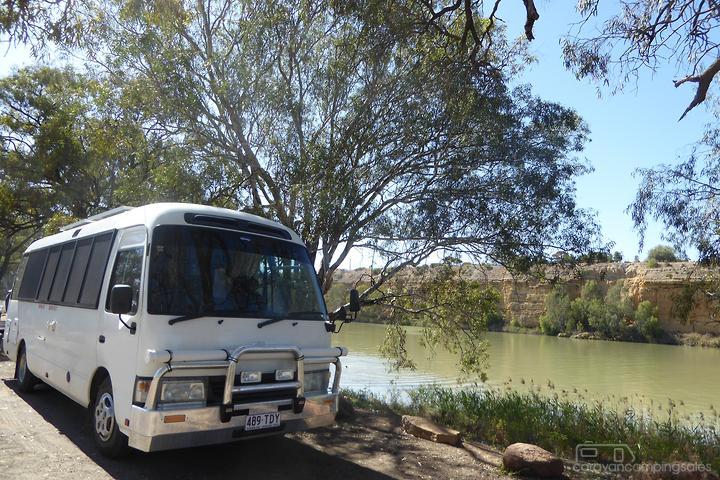Toyota Coaster Caravans for Sale in Australia