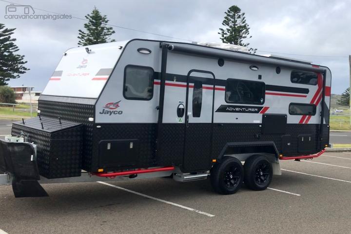 Jayco Adventurer Caravans for Sale in Australia