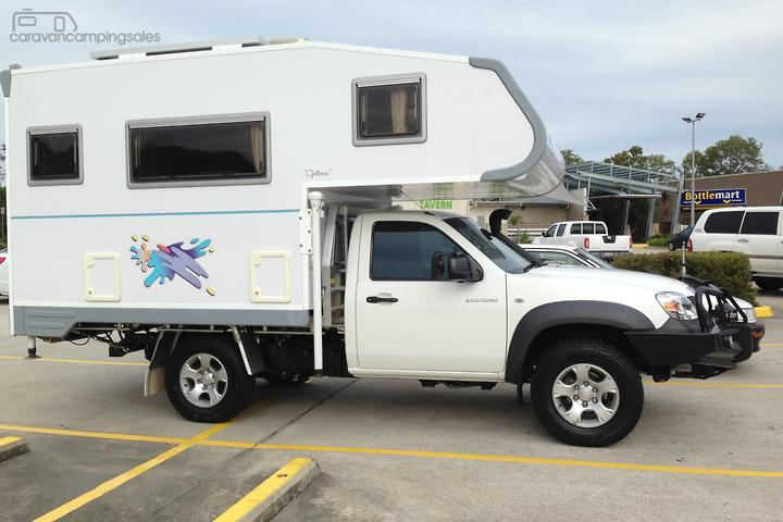 Caravans Slide On Motorhomes & Campers for Sale in Australia