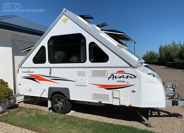 7dc033a277ea48 Avan Caravans Campervan Motorhomes   Campers for Sale in Australia ...