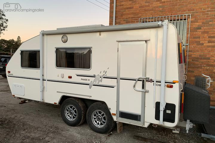 Phoenix Caravans for Sale in Australia - caravancampingsales
