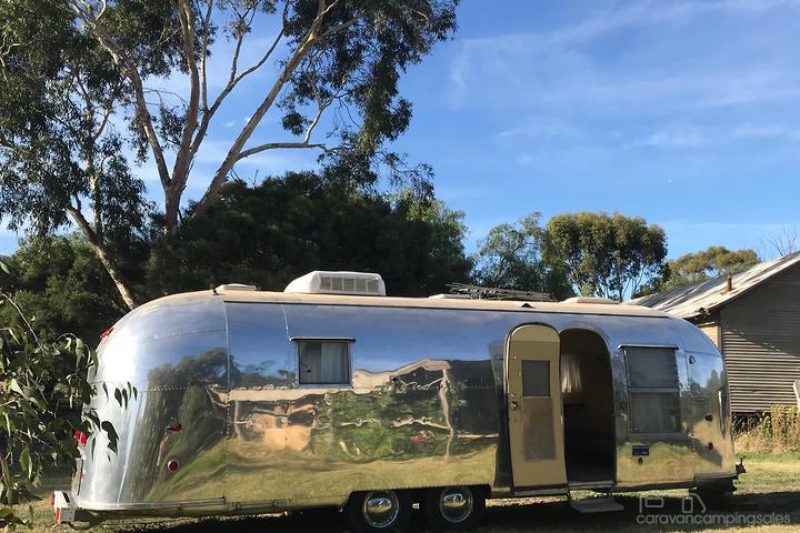Airstream Caravans for Sale in Australia