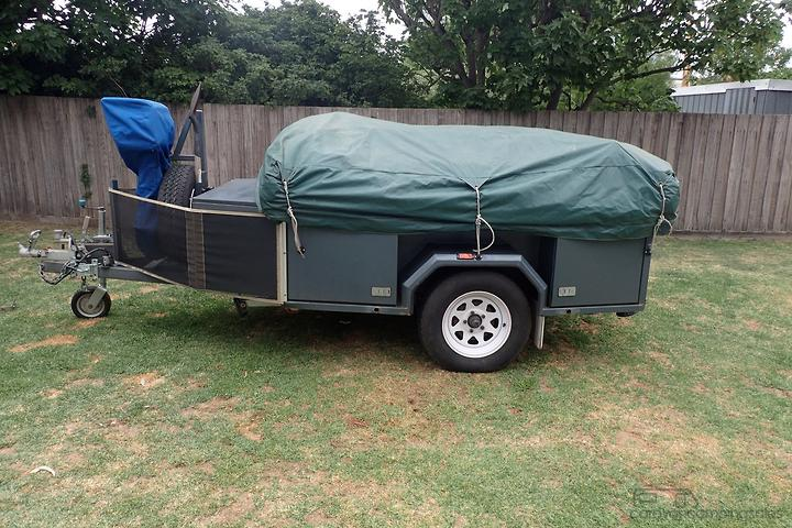 Tru Blu Camper Trailers Caravans for Sale in Australia
