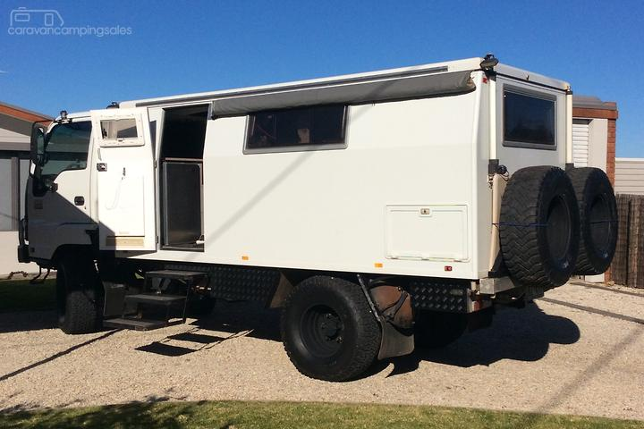 Isuzu Caravans for Sale in Australia - caravancampingsales
