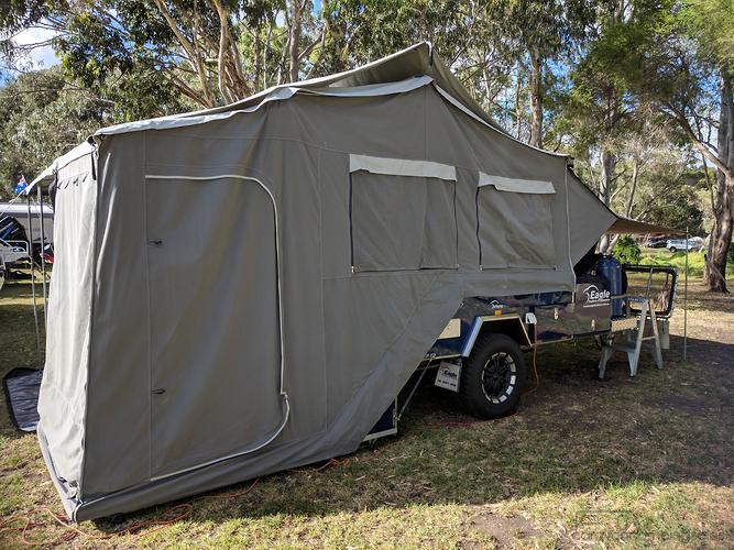 Eagle Campers Caravans for Sale in Australia - caravancampingsales
