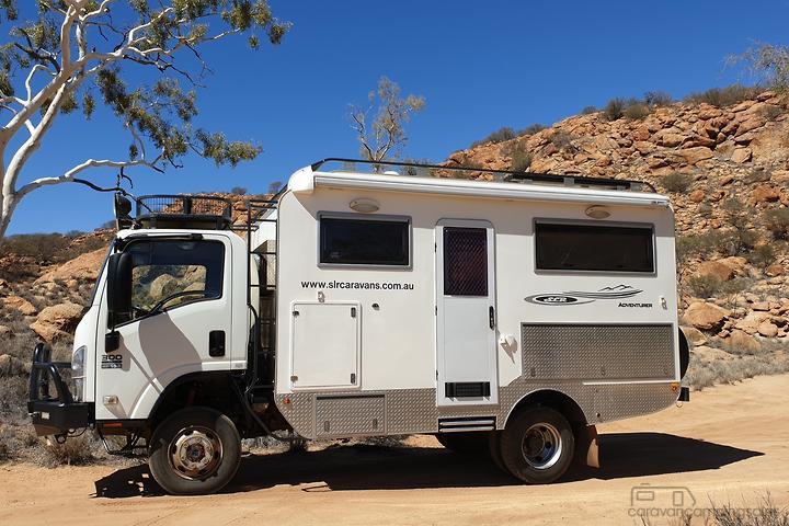 Isuzu Caravans for Sale in Australia - caravancampingsales