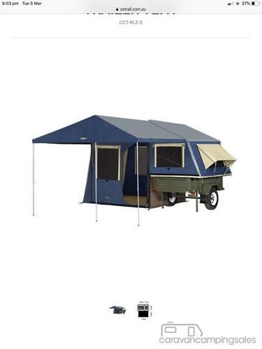 Oztrail Caravans Camping Trailers for Sale in Australia
