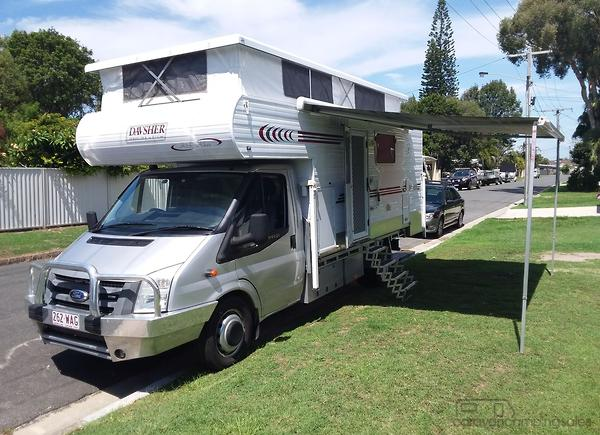 286a2d66b3 Caravans Slide On Motorhomes   Campers for Sale in Australia ...