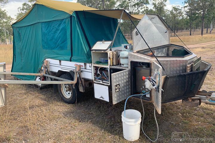 Aussie Swag Campers Caravans for Sale in Australia