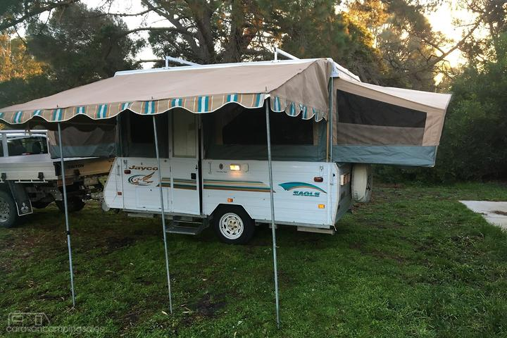 Jayco Eagle Caravans For Sale In Australia