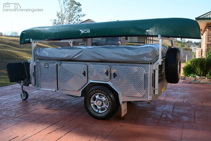 Jimboomba Camper Trailers Caravans for Sale in Australia
