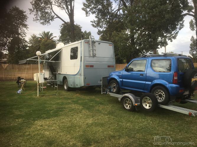 Mitsubishi Caravans for Sale in Australia