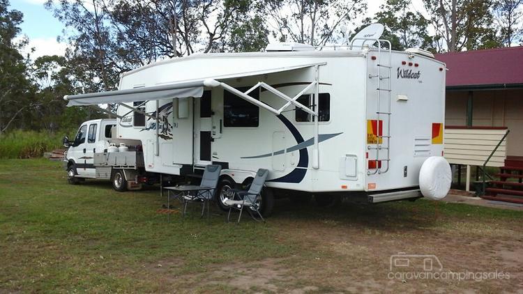 Forest River Wildcat Caravans for Sale in Australia