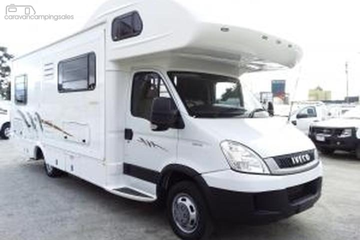 Iveco Caravans for Sale in Australia - caravancampingsales com au